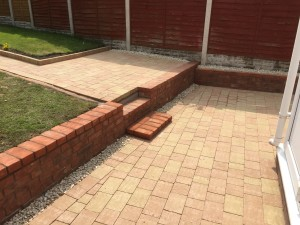 New Patio Redditch after